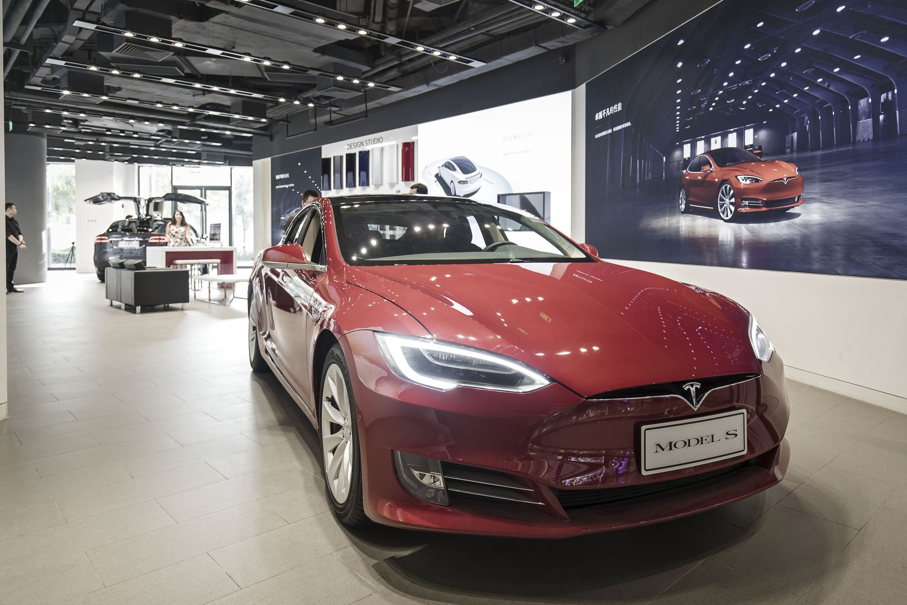 Musk's Big China Play Comes as World's Top Car Market Slows