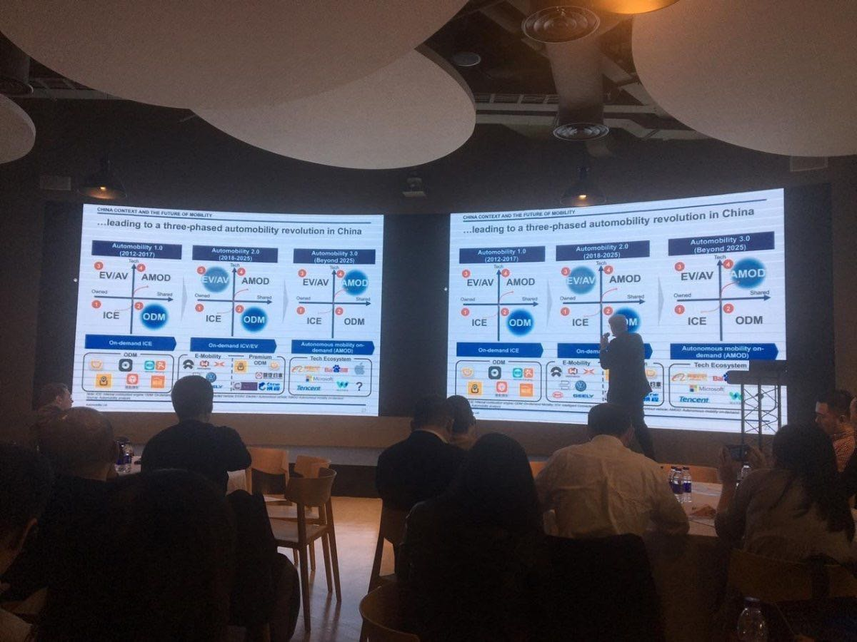 Bill Russo Delivers Keynote at PwC China's Automotive
